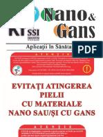 Aplicatii Ale Nano Si Gans Pentru Sanatate - 5