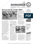 ma Newsletter, 8, Sonoma County Bicycle Coalition