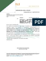 Informe de Residente de Obra 1