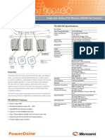 PD 9001GO Datasheet