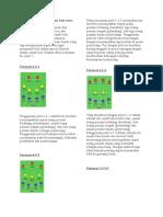 Formasi Dan Gambar Sepak Bola Serta Penjelasannya