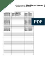 Copia de Datos Poblacionales 2016 Campo Venezuela - Asic
