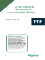 InfoPLC Problematica Conexion Longitud de Cables Entre Variador y Motor ES