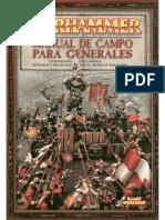 Manual de Campo Para Generales