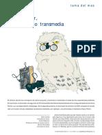 2010 Cortés Et Al._harry Potter, Un Fenómeno Transmedia