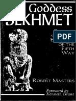 The Goddess Sekhmet Psycho Spiritual Exercises of the 5th Way