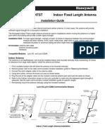 Lyric Cellular Antenna Installation Guide