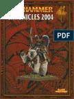 Warhammer Chronicles 2004