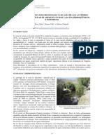 Determinación de Flujos Regionales y Locales de Los Acuíferos