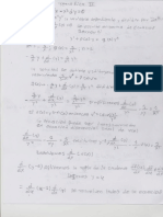 Ecuaciones Diferenciales Tematica II Ejercicio d