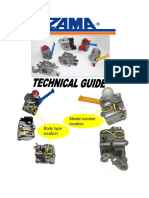Zama Carburetor Technical Guide 2007