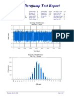 Esterline Research Microjump Sample Report