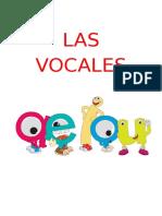 Vocales y Letras