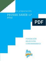 cartilla preparación ICFES 2015