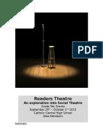readers theatre unit