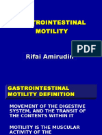 Gastrointestinal Motility