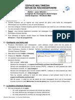 Courrier Electronique Windows Mail