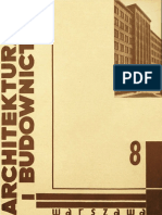 Architektura i budownictwo 8_1933