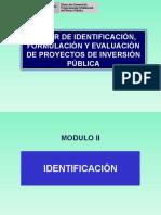 Modulo II Identificación