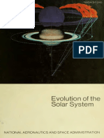 Evolution of the Solar System