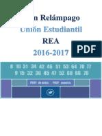 Plan REA Relampago