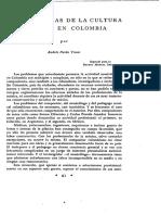 Problemas de La Cultura Musical en Colombia Andres Pardo Tovar
