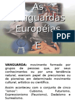 Vanguardas Europeias - Revisão