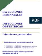 Infecciones Perinatales y Congenitas