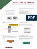 Mono Primary Heating Console