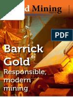 Barrick GOLD Magazine