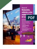 clasificación restaurantes