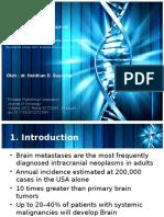 Journal Reading Brain Metastasis
