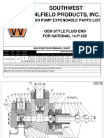 Oem National 14-P-220 7500psi