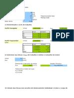 Cálculo Para Motor Linear