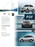 2009 Traverse Brochure Eng