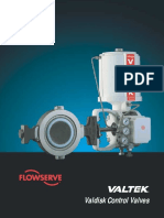 Control Valve - Flowserve