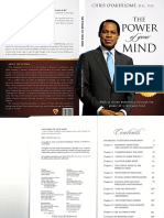 Power of Your MIND - Chris Oyakhilome