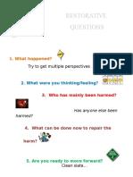 restorative questions