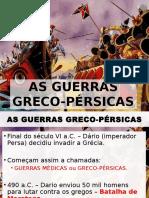 2.2. as Guerras Greco-pérsicas