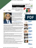 Jet Sahara Deal Rediff
