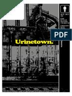 Urinetown Program