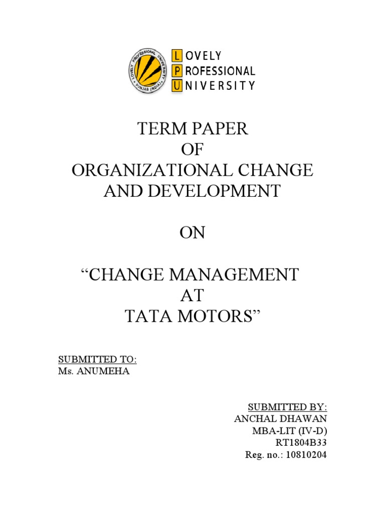 mba thesis on change management in transition organizations Master of science thesis in international project management sevi̇m güler   key words: change management process, sap implementation, organization,  success factors, user  can make the transition easier taking this into account .