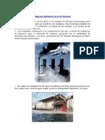 Daños que genera el impacto ambiental en el ser humano.docx
