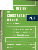 Bernard Babani CoilDesign&ConstructionManual