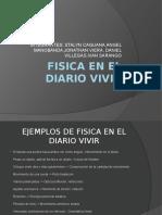 Fisica en El Diario Vivir