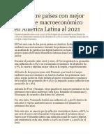 Perú entre países con mejor ambiente macroeconómico en América Latina al 2021.docx