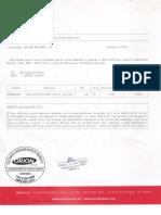 Certificado Orion (Luva de Borracha Classe II Tam. 11)GaeSan02052016