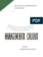 Proiect Maxim Aura