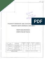 PDF Disciplina Mecánica 1