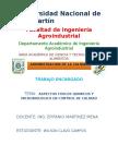 Aspectos Quimicos Bioquimicos y Fisiologicos de Los Sentidos
